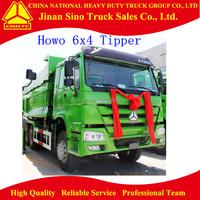 CNHTC Howo dump truck 8x4 / heavy duty tipper truck