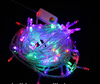 Multicolor Holiday led light decoration / Christmas light LED String Light / Christmas bulb string lights waterproof