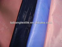 polyester&twill satin lining fabric