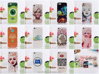 For iPhone 5 5s Case New Monster University Winnie Donald Duck Mickey Minnie PC Cell Phone Cases Covers