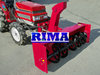 Gasoline snow blower cheaper snow thrower with different Horse Power 20HP-----40HP