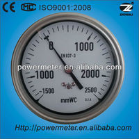 Low cost Wika Miniature bourdon tube pressure gauge Model 111.12.27