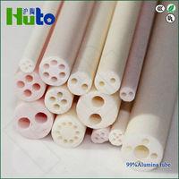 [HUTO CERAMIC] Al2O3 Alumina ceramic thin wall tube