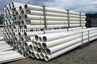 PVC sewage pipe BS 5255, 4514, 5481, 1401