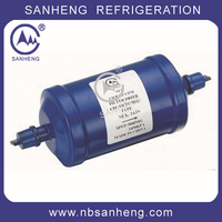 High Quality SEK 163S Solid Core Liquid Line r134a Filter Drier
