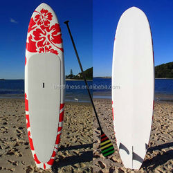 Epoxy Stand Up Paddle Board, SUP Board with Carton Fiber Paddle