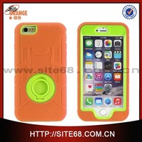 Wholesale 4.7 inch cute silicone mobile phone case for iphone 6