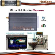 rgb mirror link for pioneer AVH-X8650BT