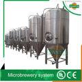 20bbl glycol à double enveloppe / en acier inoxydable conique bière fermenteur