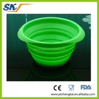 Mordern kitcheware silicone food container with high quality
