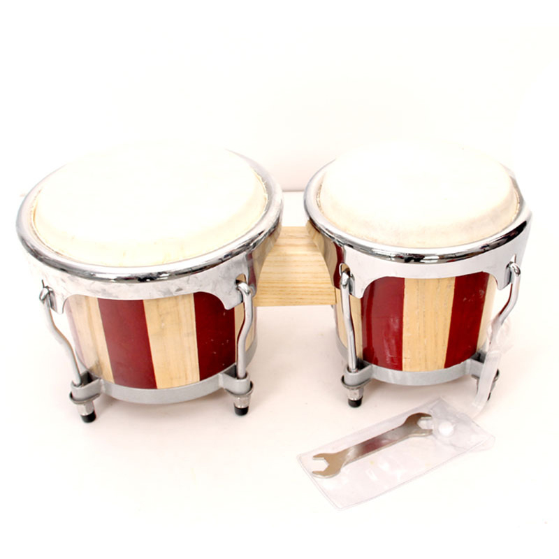 Instrumentos musicais drum bongo, baratos bongos