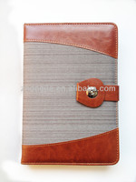 2014 paperback diary notebook with magnetic snap