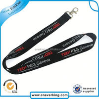 2015 Promotion funky lanyards for gift free sample