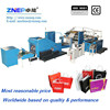 ZD-F450Q 2015New product automatic shopping paper bag making machine price