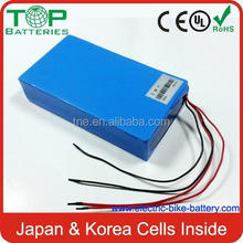 Rechargeable top sell 7.4v li ion battery packs