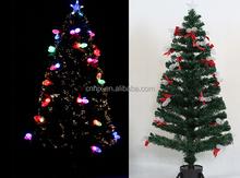 2015 New Arrived Ali Express Led Craft Christmas Tree Fiber Optic Artificial Christmas Tree
