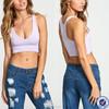 designer clothing distributors bralettes sportwear woman lavender racerback bralette