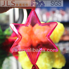Most Popular colorful star shape decorations