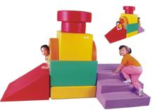 Child Happy Soft Model of Train Sets