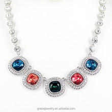 Picture Of Womens Fashion Necklace In Latest Design