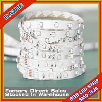 LED Flexible Tape 5 Meter SMD 3528 60LED/M LED Stripe No-waterproof 300 LED RGB/White/Warm white/Blue Strip Super Bright