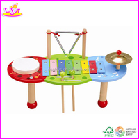 2015 new wooden toy music,popular wooden music toy,hot sale wooden toy music W07A056