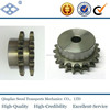 ASA140 28A-2 as per DIN ANSI pitch 44.45 chain wheel sprocket