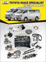 2005 2008 2010 2012 2014 toyota Hiace/Quantum/Commuter/Regius engine parts