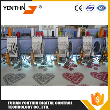 China Supplier Computerized Textile Machine Embroidery