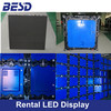 Die casting aluminum cabinet indoor /Outdoor rental led display screen P6, P8, P10 rental led screen
