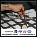de alta calidad 304 estándar de acero inoxidable de metal expandido