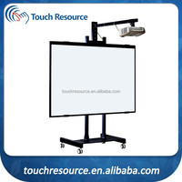 Factory supply infrared interactive whiteboard for smart education with finger touch