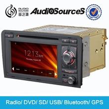 AS-8603 car dvd autoradio for car dvd gps navigation system for a3 a4 dvd gps navigation radio tv bluetooth ipod