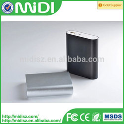 New products in china market for Mi power bank 10400mah 5200mah