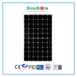 Super quality 120v solar panel