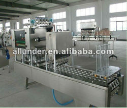 Automatic Plastic Cup Water Filler Sealer