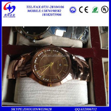 tungsten carbide watch from Zhouzhou factory