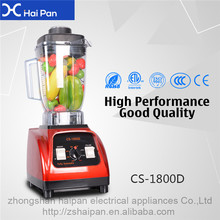 Professional Smoothie Maker/High Performance Commercial Blender/CE Approved Stainless Steel Fruits Juicer