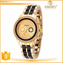 hot sale women casual accessories alloy watches