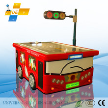 2015 Guangzhou Bus Hockey Coin Operated Air Hockey Game Machines Tabletop Air Hockey Table