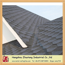 asphalt shingle Type and bitumen ,fiberglass ,colorful granule Material mosaic asphalt shingle