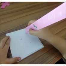 silicone cheap pen / snap pen/promotion pens