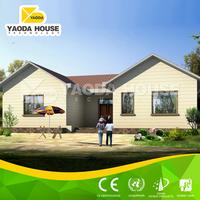 Good quality prefabricated bungalow