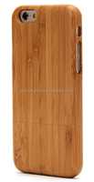 Lasted Wooden phone Cover Bamboo Phone Back case for iphone 6