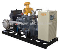 Natural Gas Generator 120 kW