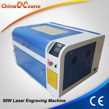 ChinaCNCzone 50W CO2 Laser Engraving Cutting Machine