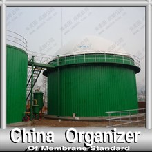 2015 Environmental storage tank for animal waste green energy biogas digester