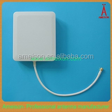 AMEISON 806 - 2700 MHz Indoor Wall Mount Outdoor Pole Mount Flat Patch Panel DAS directional antenna outdoor