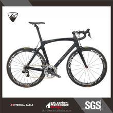 CKT 369 Black Gray Taiwan Carbon Fiber Road Racing Bike