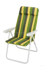 Low price Crazy Selling folding beach chairs for heavy people